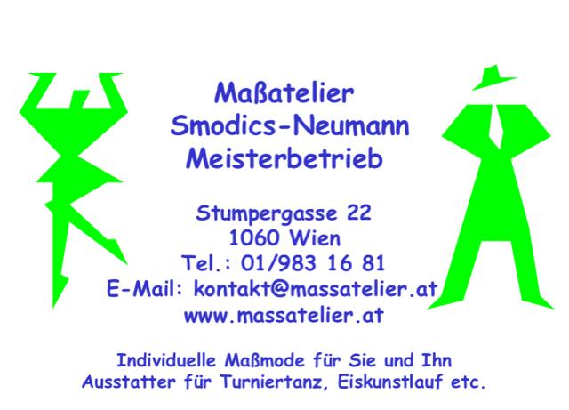 Maßatelier Smodics-Neumann Kontaktdaten
